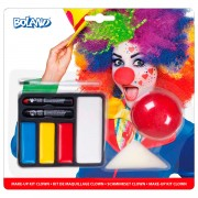 Schmink Set Clown met Clownsneus
