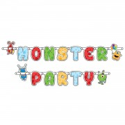 Letterslinger Monster Party
