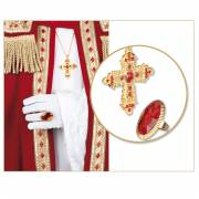 Set Ring En Ketting Sint