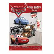 Poster Cars Happy Birthday