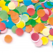 Confetti Multi Color 200gr