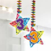 Hangdecoratie Blocks 3
