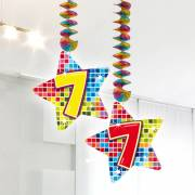Hangdecoratie Blocks 7