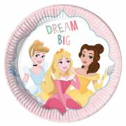 Bordjes Disney Prinses, 8st.