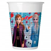 Disney Frozen 2 Bekers, 8st.
