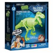 Geoworld Glow in the Dark Bouwset - Tyrannosaurus Rex