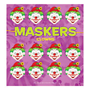 Maskers: Clowns