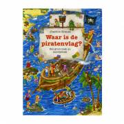 Waar is de Piratenvlag?