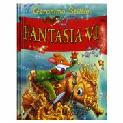 Fantasia 6, Geronimo Stilton