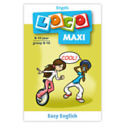 Maxi Loco - Easy English (8-10)