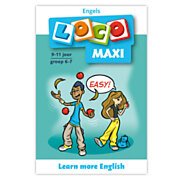 Maxi Loco - Learn more English (9-11)