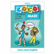 Maxi Loco - Learn more English (9-11 jaar)