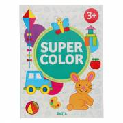 Super Color Kleurboek 3+