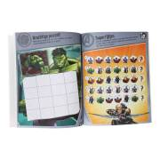 The Avengers Stickerboek, 1000 stickers
