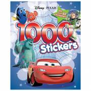 Disney Pixar Stickerboek, 1000 stickers