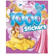 Disney Prinses Stickerboek, 1000 stickers