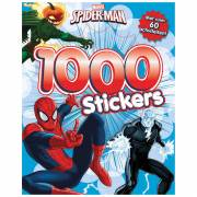 Spiderman Stickerboek, 1000 stickers