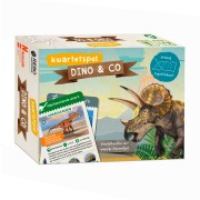 Kwartetspel Dino & Co