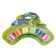 Putty King Bouncing Putty, 6dlg.