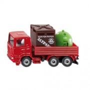 Siku 0828 Recycling Transporter 1:87
