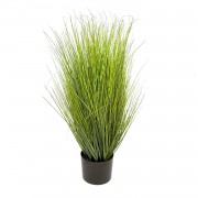Kunstgras 'King Festuca' in Pot, 88cm