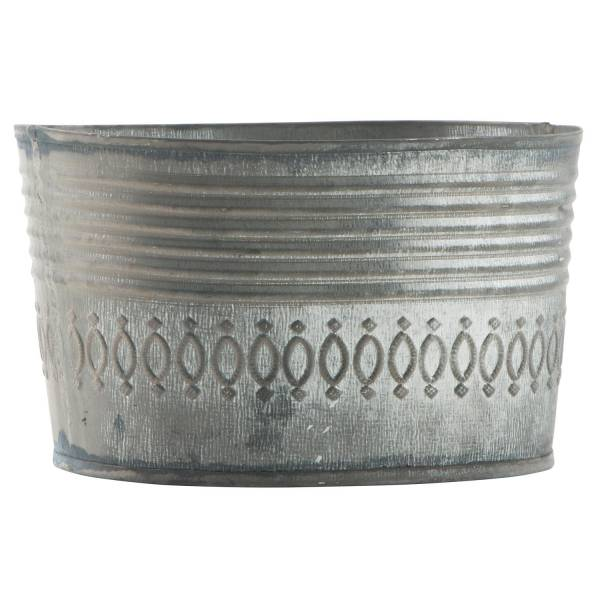 Metalen Plantenpot Shiva