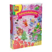 SES Strijkkralenset Adventskalender