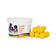 Creall Supersoft klei Geel, 1750gr.