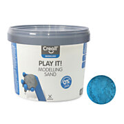 Creall Play It Speelzand Blauw, 750gr.