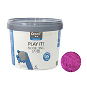 Creall Play It Speelzand Paars, 750gr.
