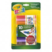Crayola Color Wonder - Viltstiften, 10st.