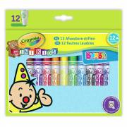 Crayola Mini Kids Bumba Viltstiften, 12st.