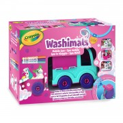 Crayola Washimals - Spa Speelgoedauto Set