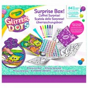 Crayola Glitter Dots - Surprise Box