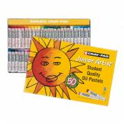 Junior Artist Set, 50st. Olie Pastels