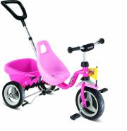 PUKY Cat 1S Caddy Touring Kipper LovelyPink