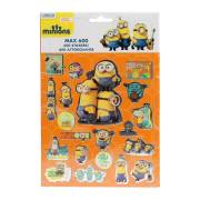 Minions Stickers, 600st.
