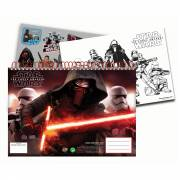 Star Wars Schetsboek A4 met Stickers