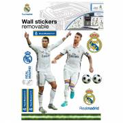 Muurstickers Real Madrid TOP 5 Spelers