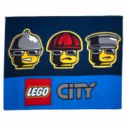 Fleece Deken - LEGO City Heroes