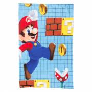 Fleece Deken - Super Mario