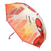 Spiderman Mat Transparante Paraplu