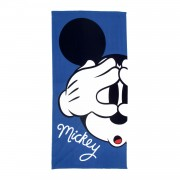 Badhanddoek Mickey Mouse 140x70cm
