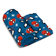 Fleece Deken Spiderman, 150x95cm