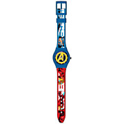 Horloge Avengers in Metalen Box