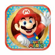 Super Mario Bordjes, 8st.