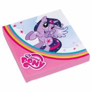 My Little Pony Servetten, 20st.