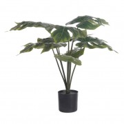 Kunstplant 'Grand Split Philo' in Pot, 63,5cm