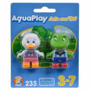 AquaPlay 235 - Speelfiguren Eend en Kikker
