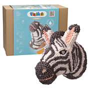 PlayMais Kids Home Design - Zebra
